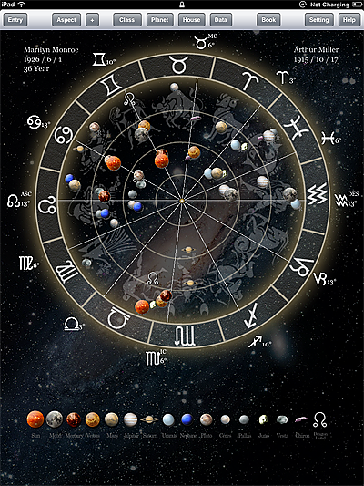 birth chart horoscopeapp space mode astrolgy for astrologer